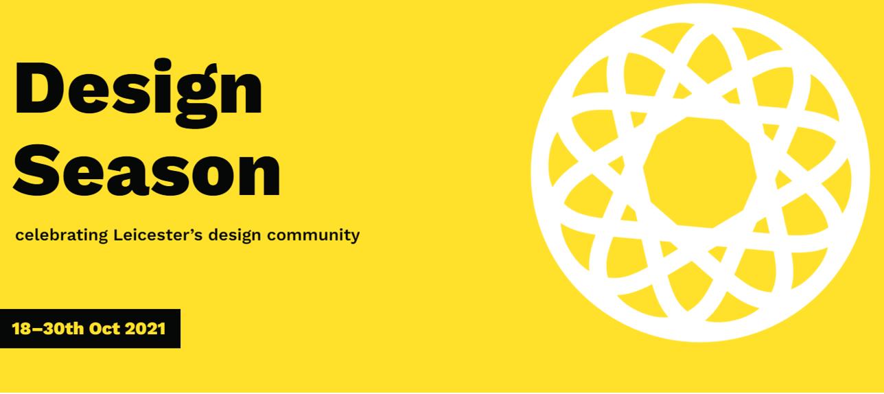 Design Season 2021 banner one