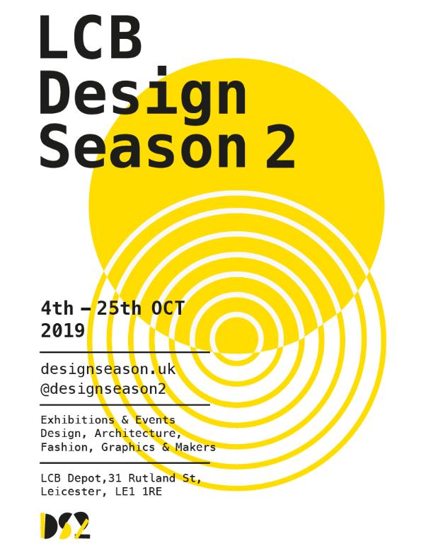 Design Season 2 poster