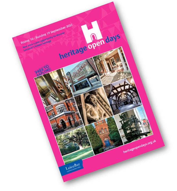 Leicester HODs brochure