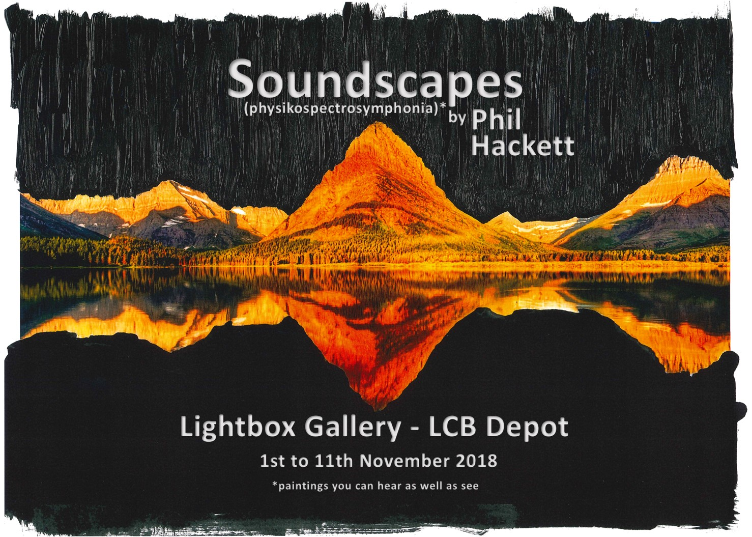 Phil Hackett's Soundscapes image