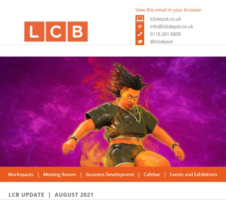 LCB Update newsletter