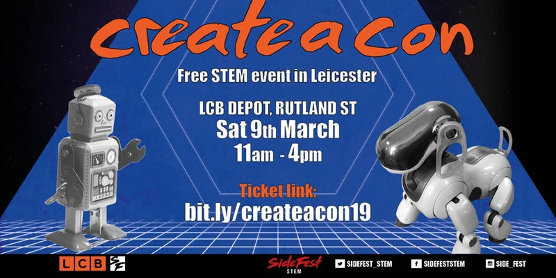 Creat A Con at Easy Saturday