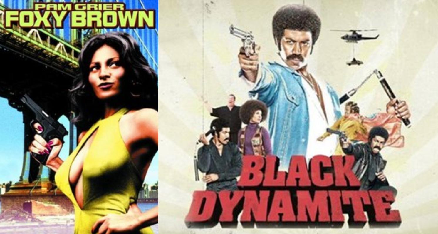 foxy brown black dynamite