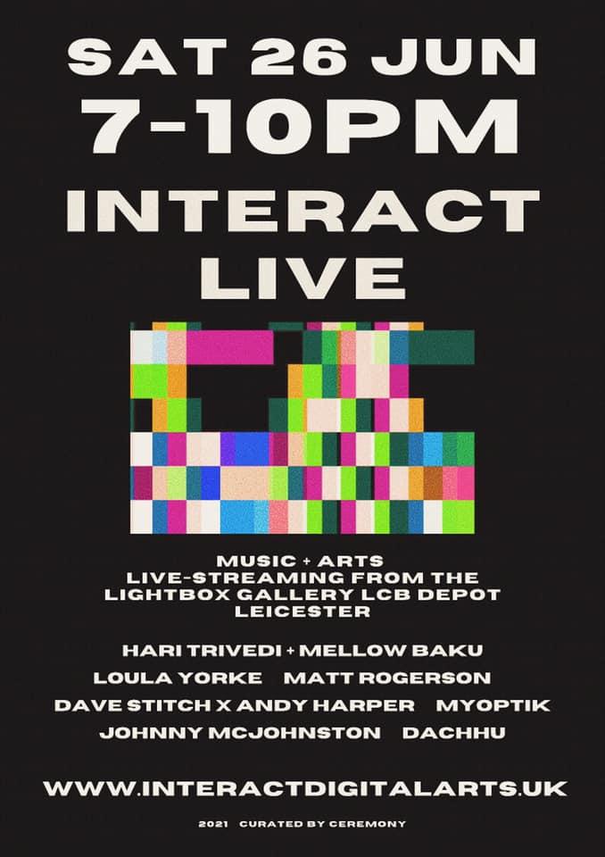 Interact Live 26 June 2021