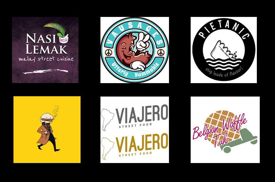 Last Friday trader logos
