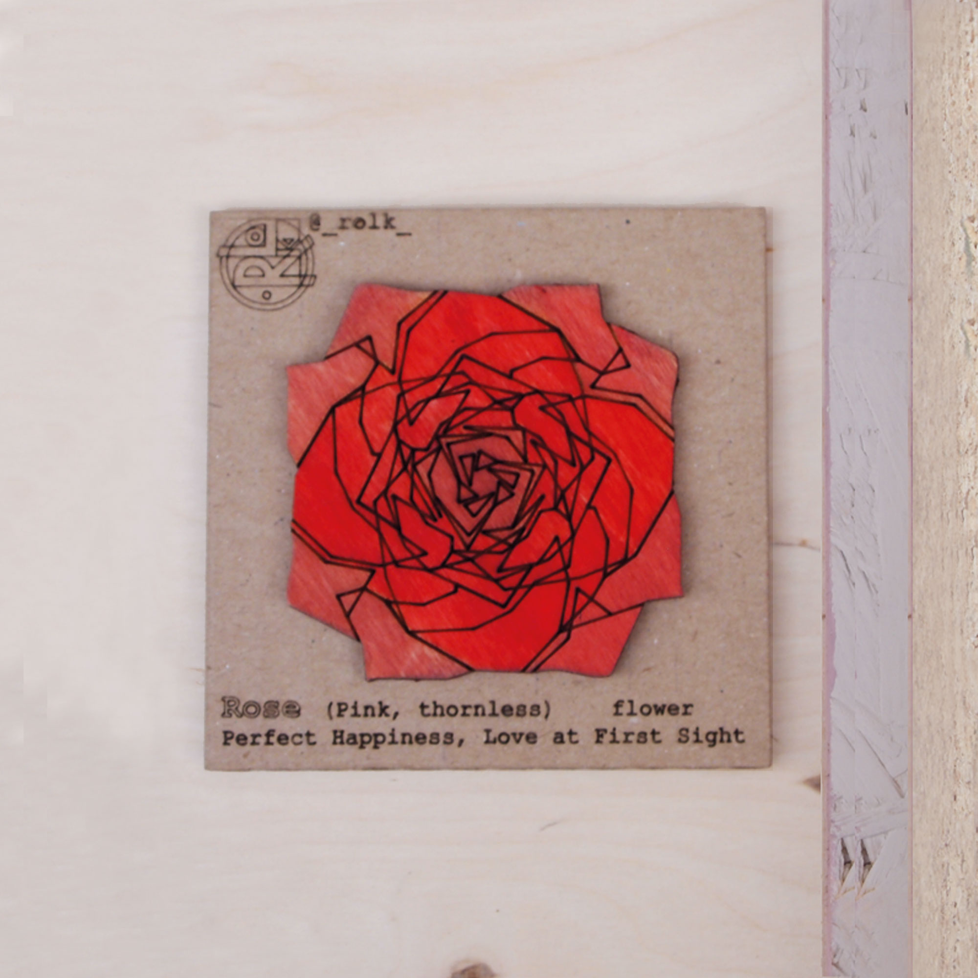 Rose Pink Pack by Rolk