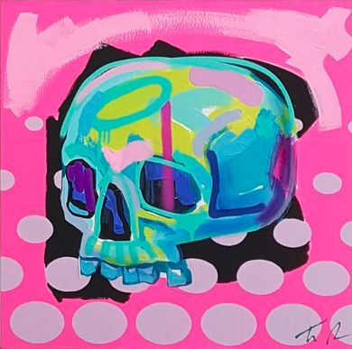 Skull by Tim Fowler